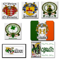 Irish Clan Mottoes, Coats of Arms & More!
