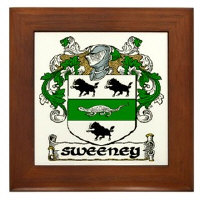 Sweeney Coat of Arms & More!