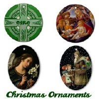 Click Here For Christmas Ornaments - 4 Sections!