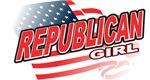 Republican Girl Flag