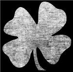 Distressed Irish Clover