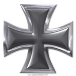 Iron Cross (Chrome and Black Chrome)