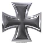 Iron Cross (Chrome and Black Chrome)