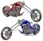 Twin Choppers