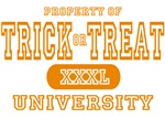 Trick or Treat University
