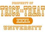 Trick or Treat University