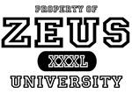 Zeus University T-Shirts