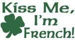 Kiss Me I'm French T-Shirts