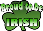 Proud to be Irish T-Shirts