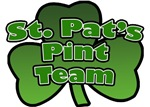 St. Pat's Pint Team T-Shirts