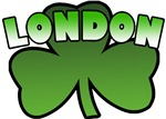 London Shamrock T-Shirts