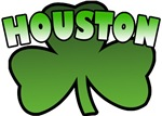 Houston Shamrock T-Shirts