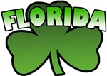 Florida Shamrock T-Shirts