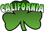 California Shamrock T-Shirts