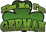 Kiss Me I'm German T-Shirts