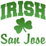 San Jose Irish T-Shirts