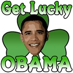 Get Lucky Obama T-Shirts