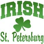 St. Petersburg Irish T-Shirt