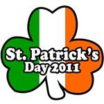 St. Patrick's Day 2011 T-Shirts