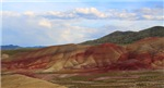Painted Hills Sky