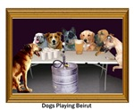 Dogs Playing Beirut
