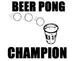 Beer Pong Champion