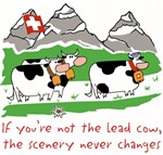 The Lead Cow