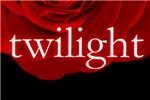 twilight red rose