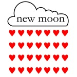 new moon rain - color