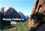 Southwest Father's Day - Zion National Park Photo