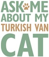 Turkish Van Cat Lover Gifts