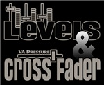 levels & cross fader