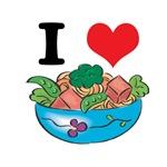 I Heart (Love) Salad