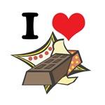 I Heart (Love) Chocolate