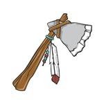 American Indian Tomahawk
