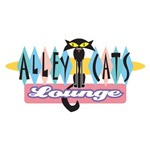 Retro Alley Cats Lounge Design
