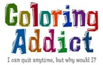 Coloring Addict (Coloring Books)