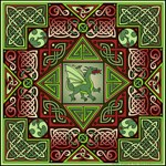 Celtic Dragon Labyrinth