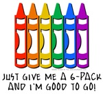 Crayon 6-Pack