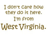 I'm From West Virginia