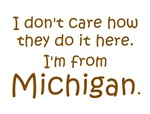 I'm From Michigan