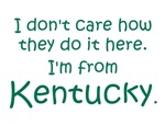 I'm From Kentucky