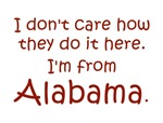 I'm From Alabama