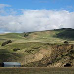 Countryside w/Metal Barn