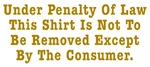 Consumer Penalty