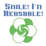 Smile! I'm Reusable!