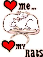 <b>Love Me, Love My Rats</b>