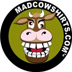 Mad Cow Shirts Camo