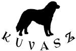 Kuvasz Dog w/ Text