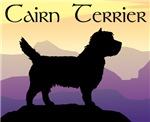 Cairn Terrier Purple Mt.